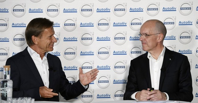 Volvo Cars, Autoliv team up to develop autonomous driving