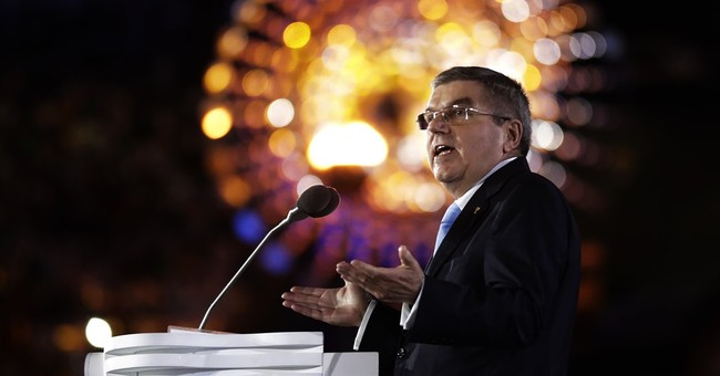 IOC head Thomas Bach to miss Paralympics opening ceremony