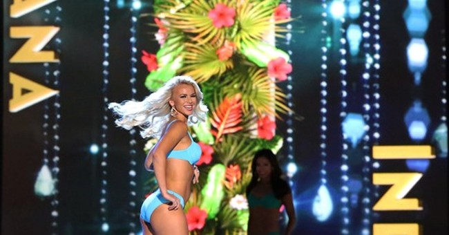 DC, Tennessee win first night Miss America preliminaries