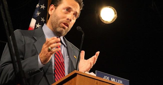 Alaska Libertarians select Joe Miller as Senate candidate