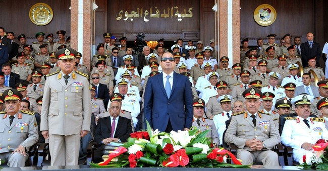 Retired army general takes over key Cabinet post in Egypt