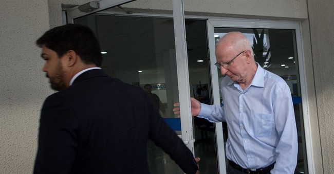 Brazil charges IOC's Hickey, 9 more on ticket scalping case