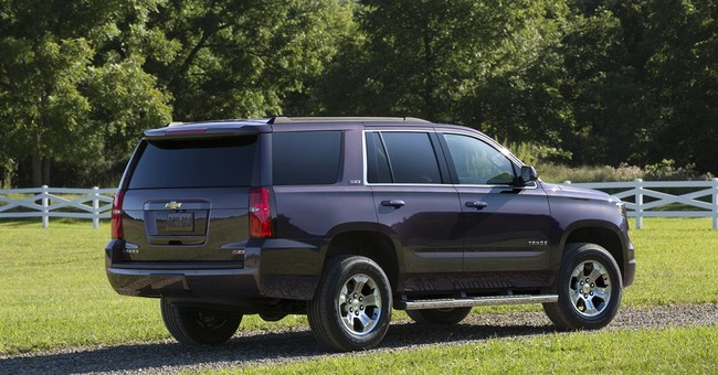 2016 Chevrolet Tahoe remains best-selling full-size SUV