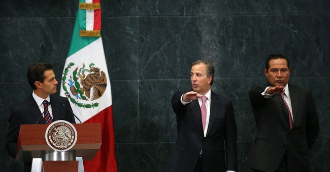 Mexico's finance secretary resigns after Trump visit