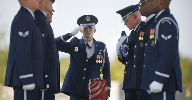 Female WWII pilot has finally been laid to rest at Arlington