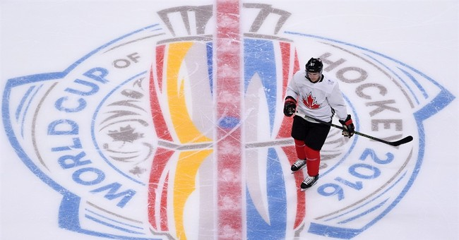 ESPN gets back in the hockey game with the World Cup