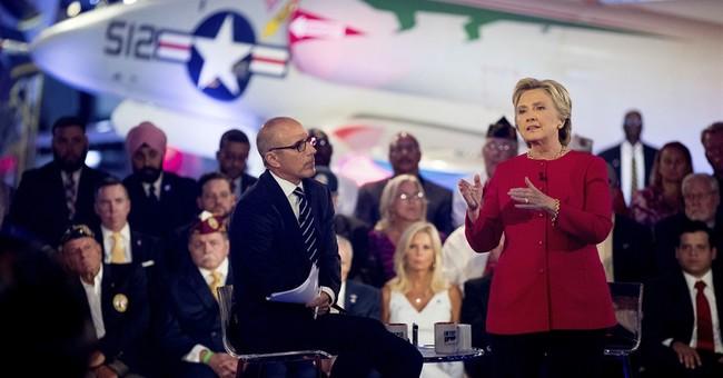 Lauer's rough night increases pressure on debate moderators
