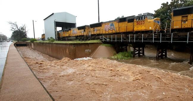 Weakened Newton brings rain, humidity to Southwest