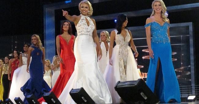 Ohio, Michigan win 3rd night Miss America prelims