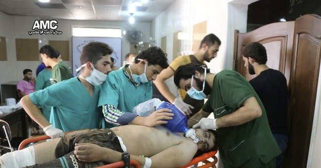 Aleppo bombed as US and Russia plan Syria talks