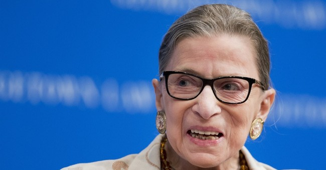 Ginsburg: 'Cooler heads will prevail' on high court nominee