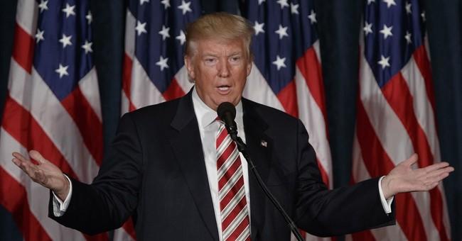 Trump promises huge boost in military spending