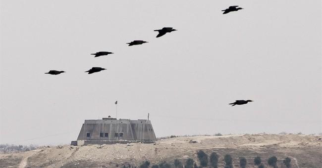 Ancient Karkemish sees modern war on Turkey-Syria border