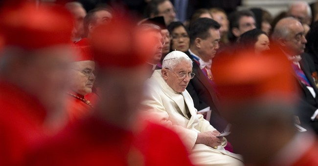 Retired pope offers final reflections on papacy, Francis
