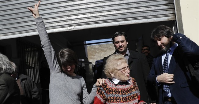 Ex-head of Argentina air force convicted in 'dirty war' case