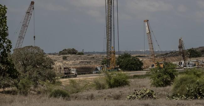 Israel to build underground barrier against Hamas