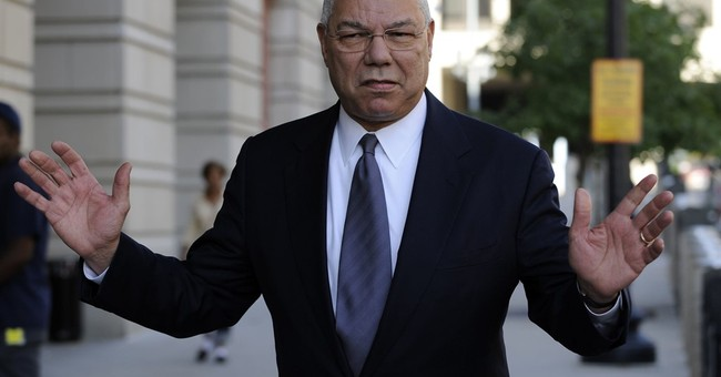 Colin Powell: Using private email same as private phone call