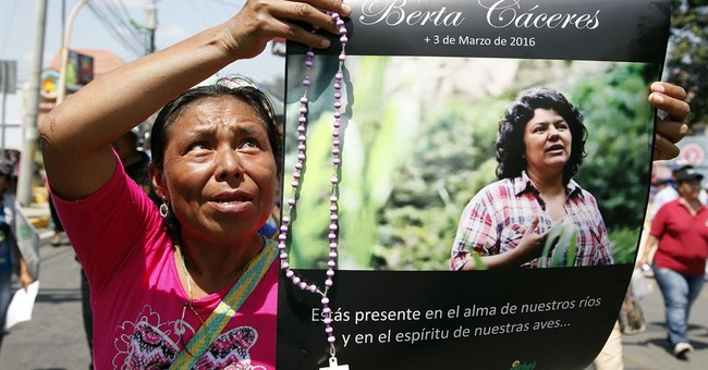 Another suspect arrested in killing of Honduran activist