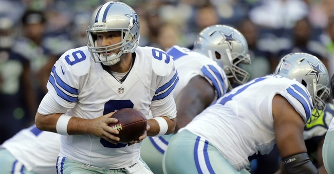 Tony Romo heads list of declining NFL players