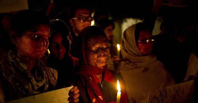 Indian man sentenced to death for killing woman with acid