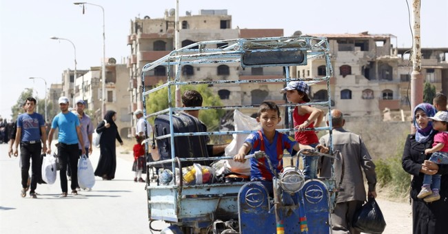 Syrian government forces capture more areas in Aleppo