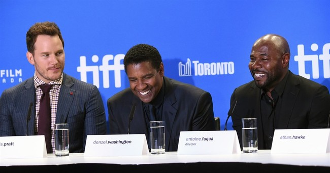 Denzel, Fuqua debut a more modern 'Magnificent Seven'