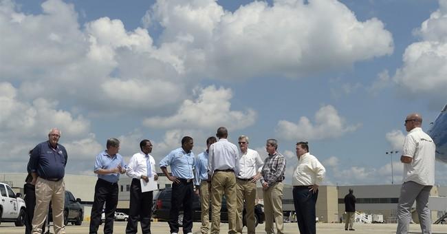 Despite Katrina lessons, flood plan in Louisiana shows gaps