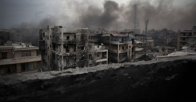 'What is Aleppo?' Syrians share stories from war-torn city