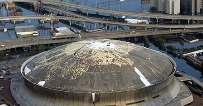 Despite Katrina lessons, flood plan in Louisiana shows gaps
