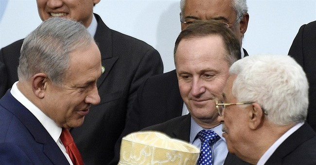 Russia: Israel, Palestinian leaders agree to meet for talks