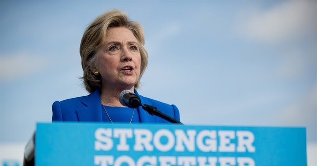 The Latest:  Clinton offers intimate look at her faith