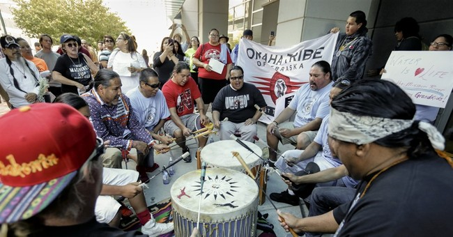Tribe challenging pipeline has some advantages in courtroom