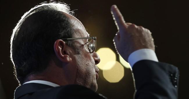 France: Unpopular Hollande hints he will seek a second term