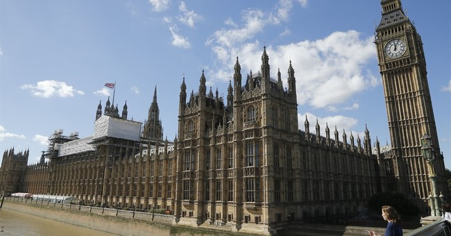 UK lawmakers told to vacate crumbling Parliament for repairs