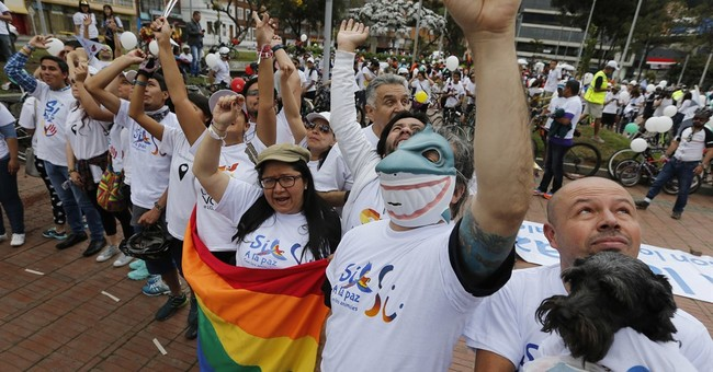 Heated referendum a big obstacle to peace in Colombia