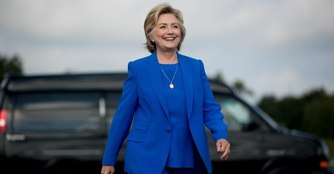 Clinton: IS extremists hoping for Trump victory