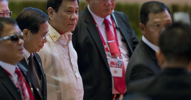 Officials: Duterte skips summit meets because of migraine