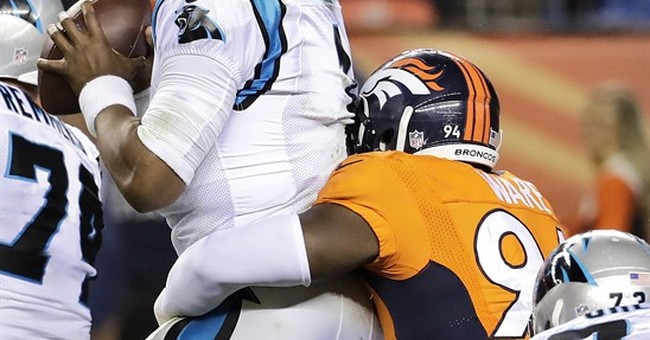 Broncos win Super Bowl rematch over Panthers 21-20