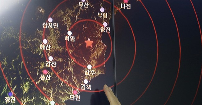 The Latest: China formally protests North Korea nuclear test