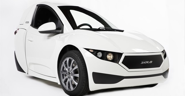 3-wheeled electric vehicle set to go on sale this year
