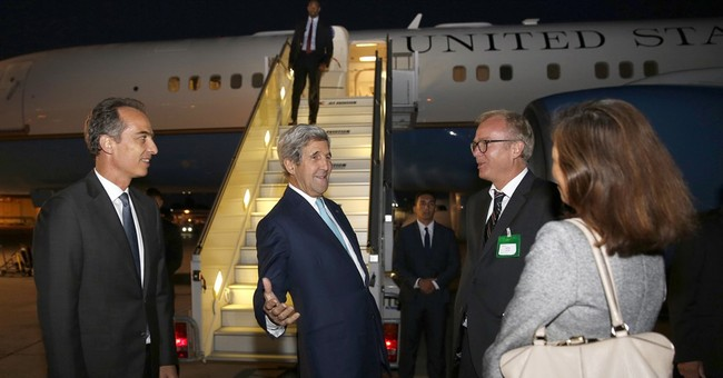US officials unsure of deal as Kerry arrives for Syria talks