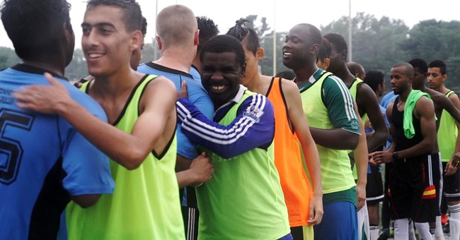 For immigrants in US, a soccer world cup of their own