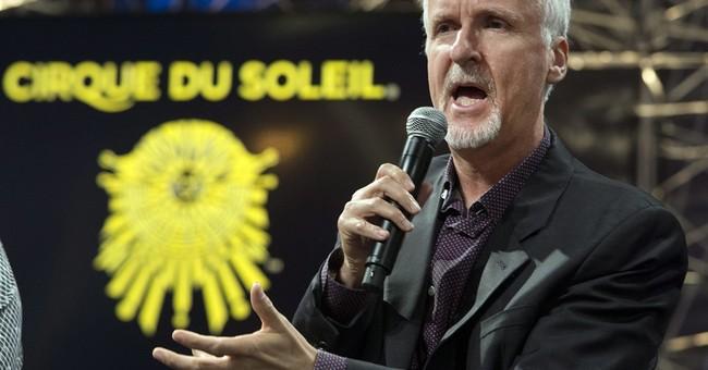 James Cameron talks 'Avatar' sequels, Cirque du Soleil show
