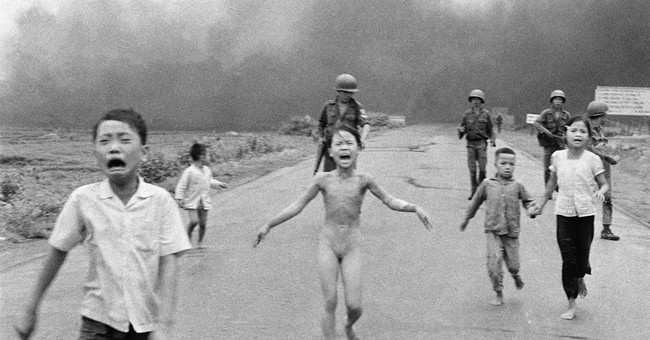 Norway leader joins 'napalm girl' protest against Facebook