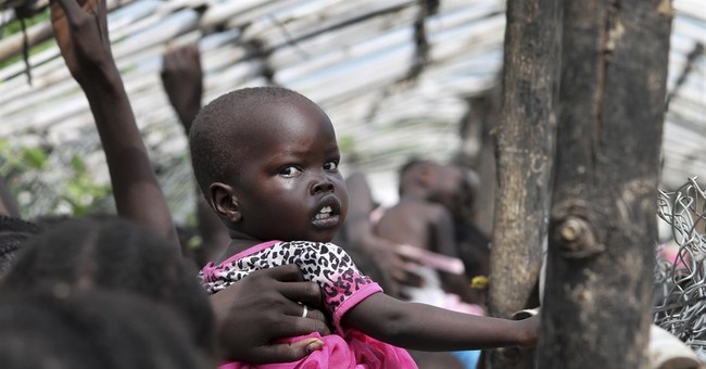 South Sudan faces 'unprecedented' level of hunger, UN says