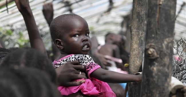 South Sudan faces 'unprecedented' level of hunger, UN says