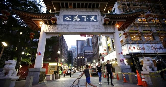 Gentrification focus of new public art in Boston's Chinatown
