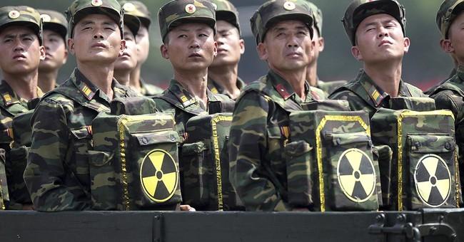 AP Analysis: N. Korea seeks leverage by playing nuke card