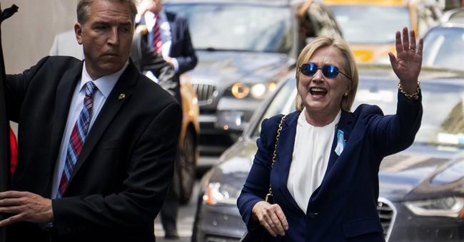 Pneumonia brings Hillary Clinton's health back as hot issue