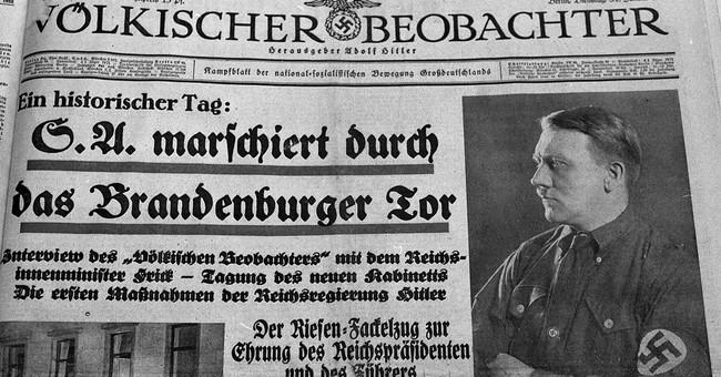 German nationalist leader seeks renewed use of Nazi-era term